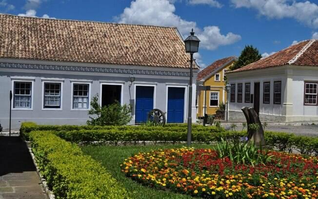 Lapa, Paraná, também conta com fortes traços da cultura brasileira formada no passado por contar com locais preservados