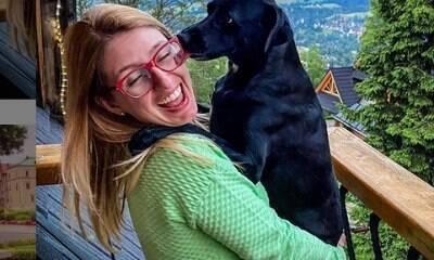 """""""Estava obstinada a tirar minha vida"""", conta youtuber salva por cão"""