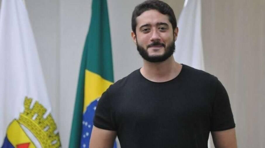 Gabriel Azevedo, vereador de Belo Horizonte