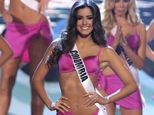Paulina Vega, colombiana, eleita Miss Universo