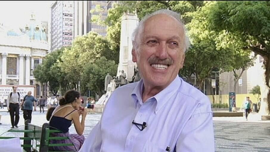 Vivaldo Barbosa foi deputado federal Constituinte e é advogado e professor aposentado da UNIRIO