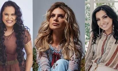 Aline Barros, Cassiane e mais: cantoras faturam até R$ 500 mil