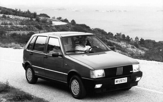Fiat Uno Turbo Diesel