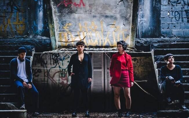 In Venus é uma das bandas que presta homenagem aos 25 anos do disco de estreia do Bikini Kill