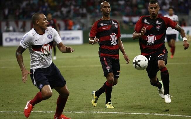 Vitória fez 5 a 1 e fez tornou a inauguração da Arena Fonte Nova inesquecível para seus torcedores