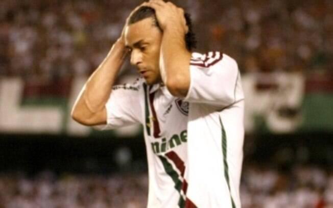 O Fluminense foi vice-campeão da Copa Sul-Americana em 2009. Fred era o principal jogador da equipe