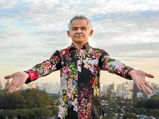 Ator, dramaturgo, escritor e poeta: Gero Camilo lança seu segundo disco