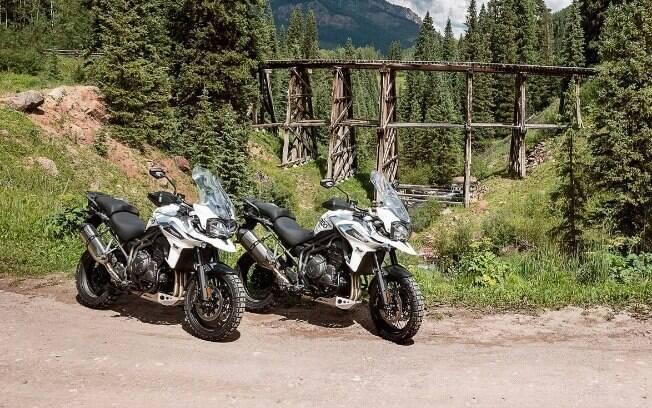 Triumph Tiger: motocicleta de estilo aventureira chega com mudanças para os que gostam de pilotar em duas rodas