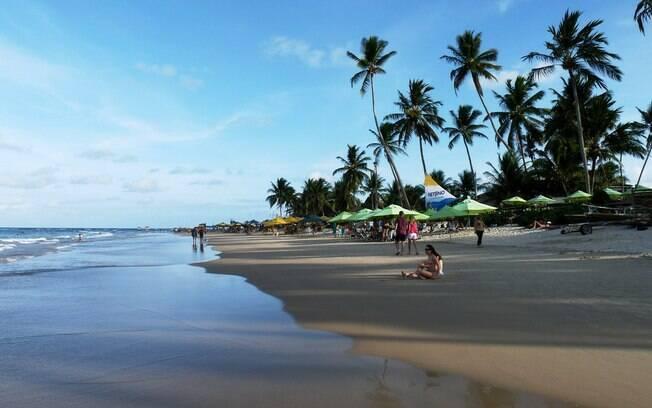 Perto de Recife, Porto de Galinhas também oferece seus próprios encantos