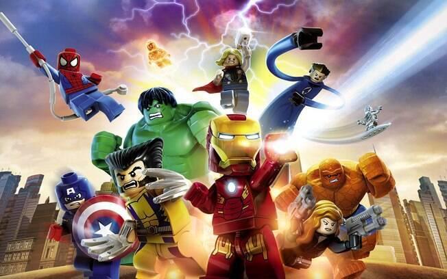 Lego Marvel Super Heroes é considerado um dos melhores games com personagens da Marvel de todos os tempos