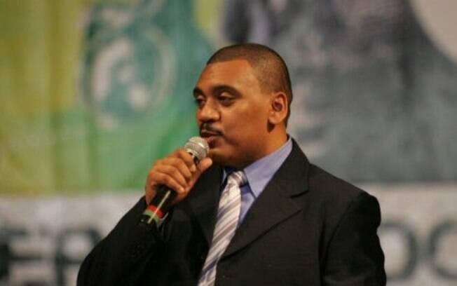Preto Zezé, presidente empossado da Central Única de Favelas