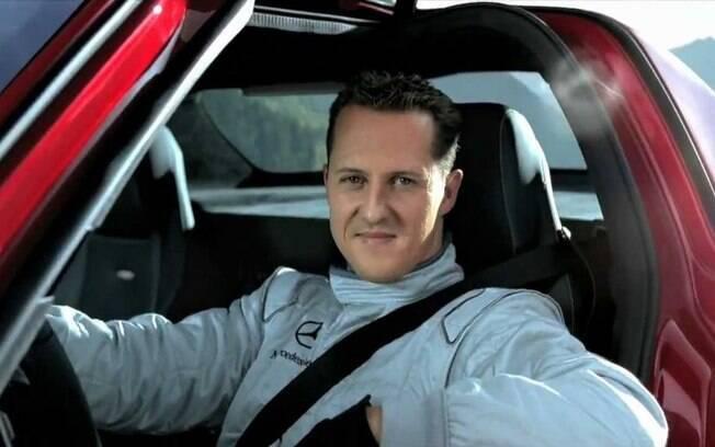 Schumacher: mesmo considerando somente as primeiras 161 corridas, o alemão tem números melhores que Senna