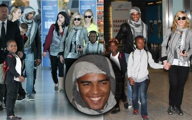 Madonna e Brahim: juntos novamente