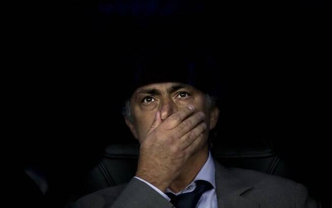 José Mourinho vive nova polêmica na Espanha