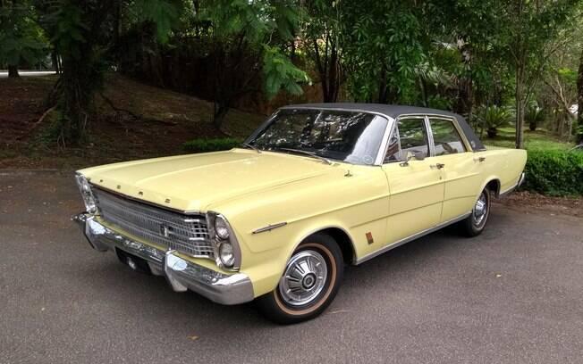Ford Galaxie: uma referência de sofisticação e nostalgia no Brasil