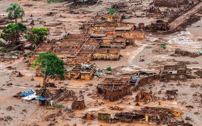 Rompimento da barragem da Mina Córrego do Feijão deixou 270 vítimas.