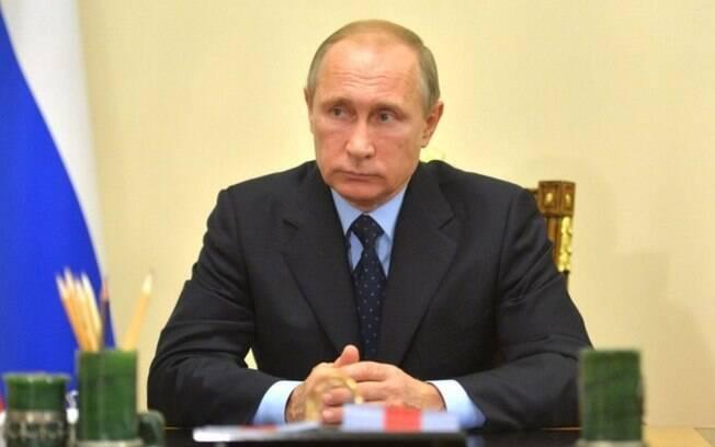 Empresas associadas a Putin estão em nome de um amigo de infância e padrinho de sua filha