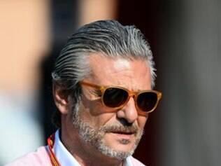 Arrivabene fará parte do novo projeto da Ferrari para 2015