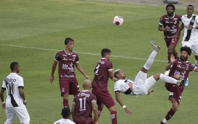 Ponte empata e segue sem vencer na Copa Paulista