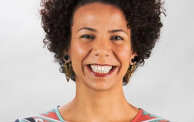 Áurea Carolina (Muitas/PSOL), vereadora mais votada em BH nas eleições de 2016
