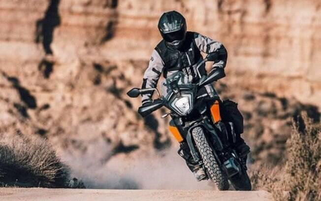KTM 250 Adventure terá preços similares às rivais Honda XRE 300 e companhia, se vier ao Brasil