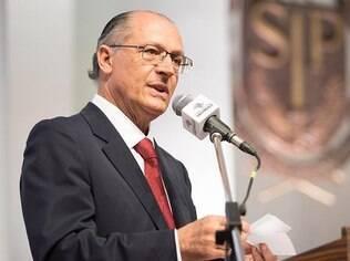 Geraldo Alckmin rejeitou novas sobretaxa para quem gastar mais água