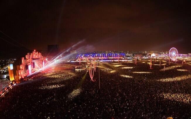 Rock in Rio tem parte vendida para a empresa americana de entretenimento Live Nation