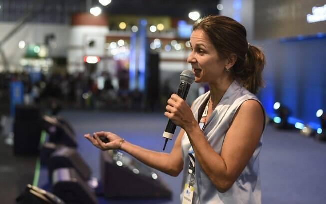 Nathalie Trutmann diz que exercícios simples podem tirar uma pessoa do status quo e prepará-la para se tornar líder