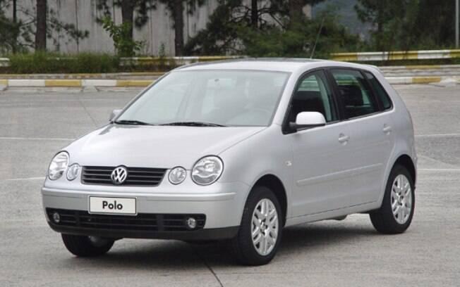 Volkswagen Polo Série Ouro foi lançado em 2004, na época das Olimpíadas de Atenas