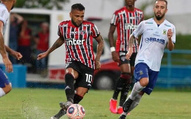 São Paulo e Santo André se enfrentam nesta sexta-feira