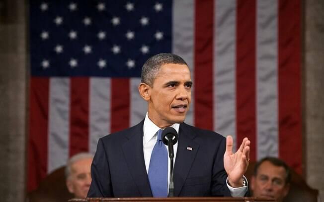 Barack Obama foi presidente dos EUA de 2009 a 2017