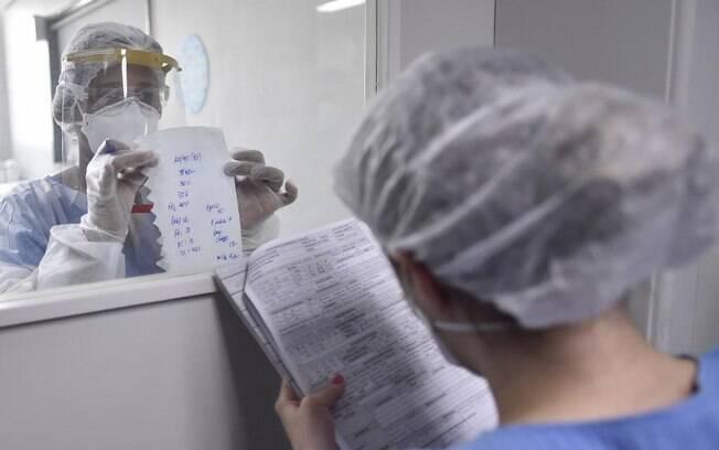 Brasil é o segundo país mais afetado pela pandemia da Covid-19