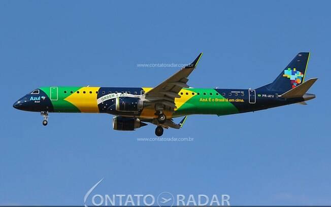 Os voos domésticos mais longos do Brasil