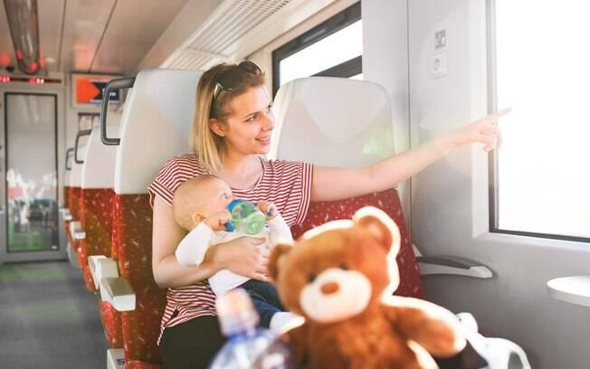 Preparar a comida de bebê antes da viagem é uma das melhores formas de garantir uma alimentação saudável e segura