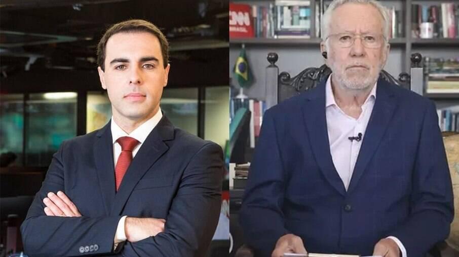 Rafael Colombo e Alexandre Garcia
