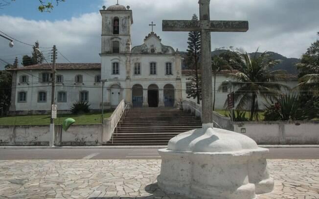 Convento de Nossa Senhora do Amparo em São Sebastião
