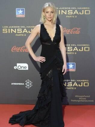Jennifer Lawrence é a mais jovem intérprete a ostentar quatro indicações ao Oscar