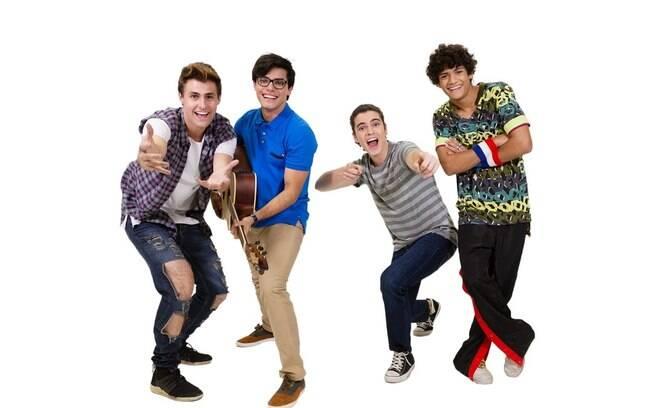 SBT estreia na próxima quarta-feira (25) série infanto-juvenil sobre a criação de uma boy band