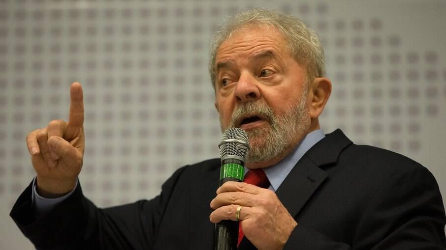 Ex-presidente Lula (PT)