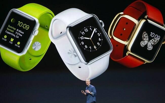Apple Watch será vendido em três versões e com uma grande variedade de pulseiras