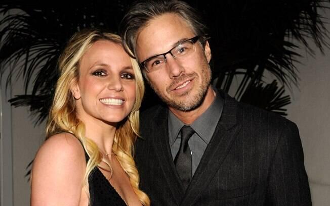 Britney Spears e Jason Trawick: ele pode ser mais um tutor na vida da cantora