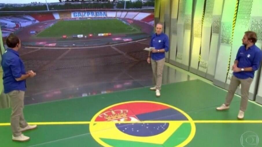 Sinal da Globo caiu durante transmissão de jogo do Brasil
