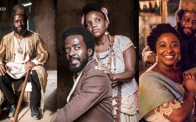 Nos Tempos do Imperador: Resistência? Exclusão? Conheça o potente núcleo Pequena África da nova novela da Globo