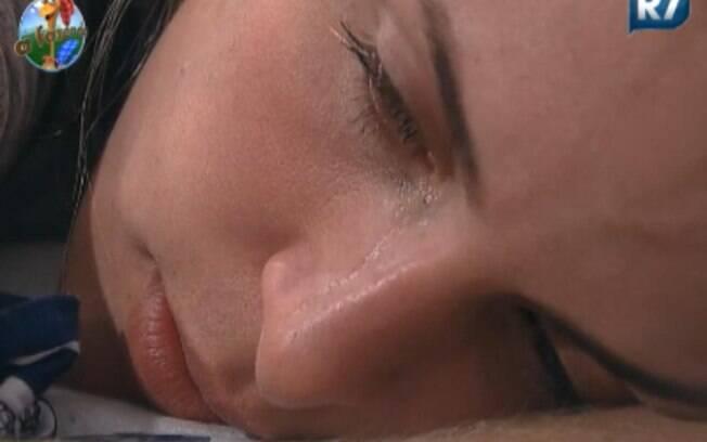 Joana Machado diz que está com saudades da família