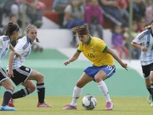 Brasil jogou com reservas, já que estava antecipadamente classificado