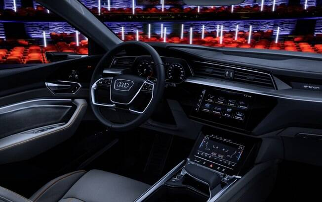 Audi na CES 2019: novo sistema multimídia da marca será usado nos carros autônomos que estão por vir
