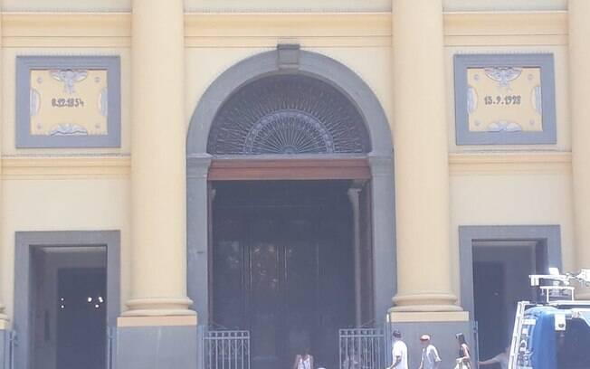 Catedral de Campinas viveu minutos de terror na última terça-feira (11)