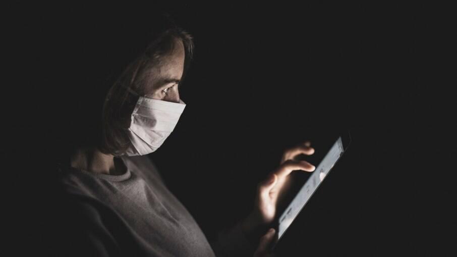 Rede social para médicos tem fake news