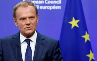Presidente do Conselho Europeu diz que UE está determinada a se manter unida - Mundo - iG