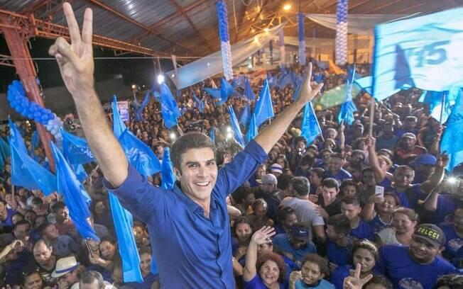 Helder Barbalho, do MDB, foi eleito governador do Pará, retomou o poder do estado para sua família tradicional e ajudou a minimizar a derrota do MDB no País